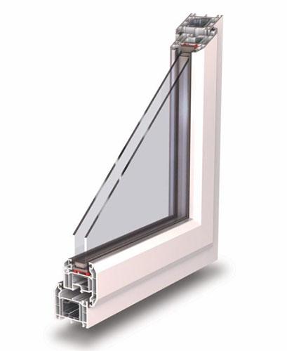 KÖMMERLING C70 Casement Window