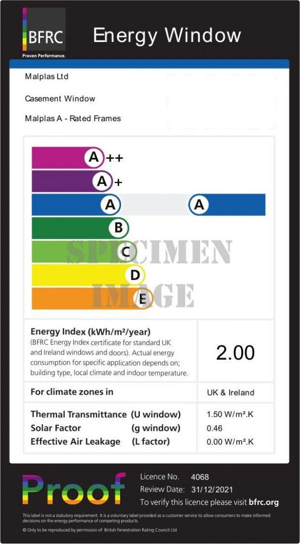 Window Energy Efficiency